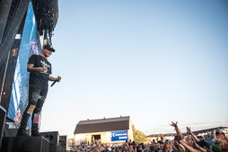 ORO-MEDONTE, ON - AUGUST 10: Kane Brown performs at Boots And Hearts 2019 in Oro-Medonte on August 10, 2019. (Photo: Kirsten Sonntag/Aesthetic Magazine)