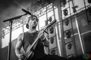 ORO-MEDONTE, ON - AUGUST 10: Kip Moore performs at Boots And Hearts 2019 in Oro-Medonte on August 10, 2019. (Photo: Kirsten Sonntag/Aesthetic Magazine)