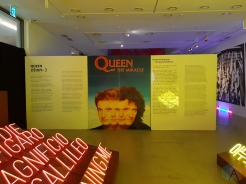 "SEOUL, SOUTH KOREA - ""Bohemian Rhapsody: The Queen Exhibition"" at the Ara Art Center in Seoul, South Korea. (Photo: Gilles LeBlanc/Aesthetic Magazine)"