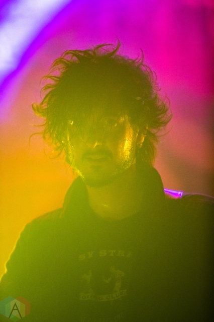 TORONTO, ON - AUGUST 01: Reignwolf performs at The Mod Club in Toronto on August 01, 2019. (Photo: Brendan Albert/Aesthetic Magazine)
