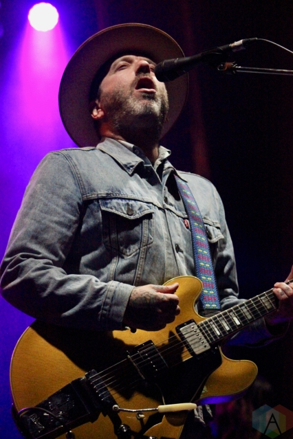 ELORA, ON - AUGUST 17: City And Colour performs at Riverfest Elora on August 17, 2019. (Photo: Curtis Sindrey/Aesthetic Magazine)