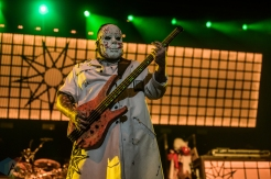 TORONTO, ON - AUGUST 20: Slipknot performs at Budweiser Stage in Toronto on August 20, 2019. (Photo: Tyler Roberts/Aesthetic Magazine)