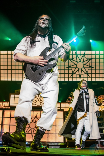 Photos: Slipknot, Volbeat, Gojira, Behemoth @ Budweiser