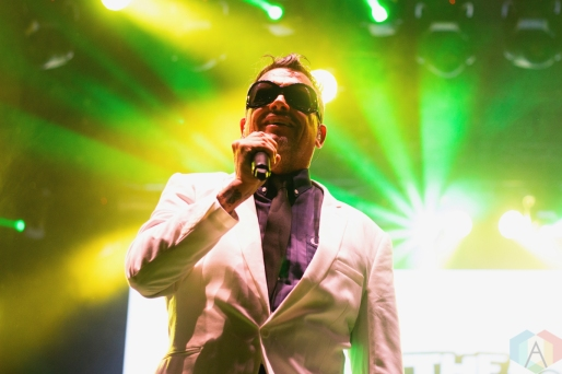 ELORA, ON - AUGUST 18: The Mighty Mighty Bosstones performs at Riverfest Elora on August 18, 2019. (Photo: Dakota Arsenault/Aesthetic Magazine)