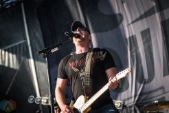 ORO-MEDONTE, ON - AUGUST 10: Tim Hicks performs at Boots And Hearts 2019 in Oro-Medonte on August 10, 2019. (Photo: Kirsten Sonntag/Aesthetic Magazine)