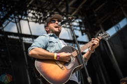 ORO-MEDONTE, ON - AUGUST 10: Tyler Rich performs at Boots And Hearts 2019 in Oro-Medonte on August 10, 2019. (Photo: Kirsten Sonntag/Aesthetic Magazine)