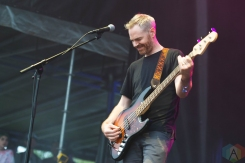 CHICAGO, IL - SEPT. 15 - American Football performs at Riot Fest in Chicago on September 15, 2019. (Photo: Katie Kuropas/Aesthetic Magazine)