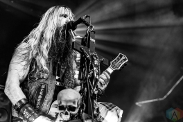 VENTURA, CA - SEPT. 11 - Black Label Society performs at Ventura Theater in Ventura, California on September 11, 2019. (Photo: Kelli Binnings/Aesthetic Magazine)