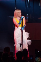 TORONTO, ON - SEPT. 14: Carly Rae Jepsen performs at Meridian Hall in Toronto on September 14, 2019. (Photo: Katrina Lat/Aesthetic Magazine)