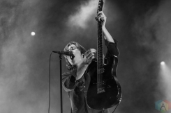 WASHINGTON, DC - SEPTEMBER 29: Catfish and the Bottlemen performs at The Anthem in Washington, DC on September 29, 2019. (Photo: Lauren Fuchs/Aesthetic Magazine)