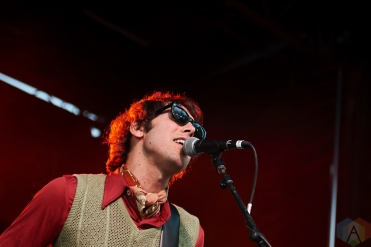 TORONTO, ON - SEPTEMBER 07: Daniel Romano performs at MattyFest in Toronto on September 07, 2019. (Photo: Morgan Harris/Aesthetic Magazine)