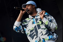 TORONTO, ON - SEPTEMBER 07: Danny Brown performs at MattyFest in Toronto on September 07, 2019. (Photo: Morgan Harris/Aesthetic Magazine)