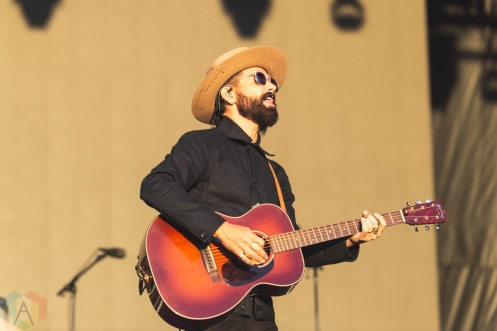 CHICAGO, IL - SEPT. 13 - Dashboard Confessional performs at Riot Fest in Chicago on September 13, 2019. (Photo: Katie Kuropas/Aesthetic Magazine)