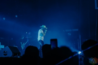 TORONTO, ON - SEPTEMBER 21: Dallas Smith & Dean Brody perform at Budweiser Stage in Toronto on September 21, 2019. (Photo: Ryley Dawson/Aesthetic Magazine)