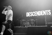 TORONTO, ON - SEPTEMBER 07: Descendents performs at MattyFest in Toronto on September 07, 2019. (Photo: Morgan Harris/Aesthetic Magazine)