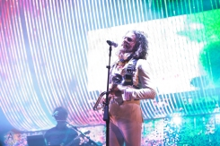 CHICAGO, IL - SEPT. 13 - Flaming Lips performs at Riot Fest in Chicago on September 13, 2019. (Photo: Katie Kuropas/Aesthetic Magazine)