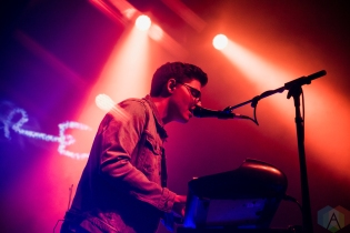 TORONTO, ON - SEPTEMBER 03: Kevin Garrett performs at Rebel in Toronto on September 03, 2019. (Photo: Morgan Hotston/Aesthetic Magazine)