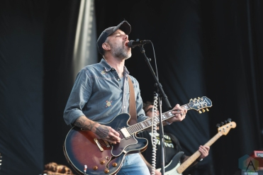 CHICAGO, IL - SEPT. 13 - Lucero performs at Riot Fest in Chicago on September 13, 2019. (Photo: Katie Kuropas/Aesthetic Magazine)