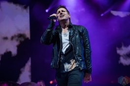 TORONTO, ON - Sept. 15 - Our Lady Peace performs at Budweiser Stage in Toronto on September 15, 2019. (Photo: Tyler Roberts/Aesthetic Magazine)