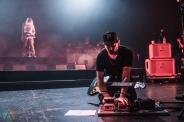TORONTO, ON - AUGUST 30 - Phantogram performs at Danforth Music Hall in Toronto on August 30, 2019. (Photo: Joanna Glezakos/Aesthetic Magazine)
