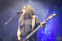 CHICAGO, IL - SEPT. 14 - Slayer performs at Riot Fest in Chicago on September 14, 2019. (Photo: Katie Kuropas/Aesthetic Magazine)