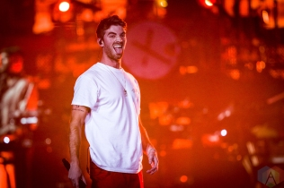 CINCINNATI, OH - SEPTEMBER 25: The Chainsmokers performs at U.S. Bank Arena in Cincinnati on September 25, 2019. (Photo: Ron Valle/Aesthetic Magazine)