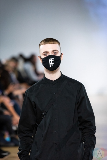 TORONTO, ON - SEPTEMBER 04: The Feral runaway show at Toronto Fashion Week on September 04, 2019. (Photo: Brendan Albert/Aesthetic Magazine)