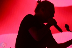 TORONTO, ON - SEPTEMBER 27: Thom Yorke performs at Scotiabank Arena in Toronto on September 27, 2019. (Photo: Curtis Sindrey/Aesthetic Magazine)