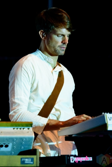TORONTO, ON - SEPTEMBER 16: Tycho performs at Meridian Hall in Toronto on September 16, 2019. (Photo: Julian Avram/Aesthetic Magazine)