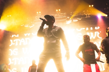 CHICAGO, IL - SEPT. 14 - Wu-Tang Clan performs at Riot Fest in Chicago on September 14, 2019. (Photo: Katie Kuropas/Aesthetic Magazine)