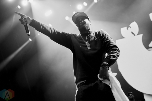 TORONTO, ON - SEPTEMBER 07: Wu-Tang Clan performs at MattyFest in Toronto on September 07, 2019. (Photo: Morgan Harris/Aesthetic Magazine)