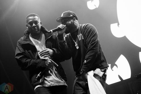 TORONTO, ON - SEPTEMBER 07: Wu-Tang Clan performs at MattyFest in Toronto on September 07, 2019. (Photo: Morgan Harris/Aesthetic Magazine)