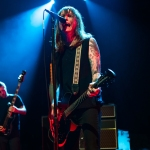 Photos: Against Me, Dilly Dally, Chris Cresswell @ Danforth Music Hall