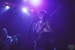 TORONTO, ON - OCTOBER 16: Big Thief performs at Phoenix Concert Theatre in Toronto on October 16, 2019. (Photo: Lauren Garbutt/Aesthetic Magazine)