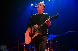 TORONTO, ON - OCTOBER 15: Chris Cresswell performs at Danforth Music Hall in Toronto on October 15, 2019. (Photo: Tyler Roberts/Aesthetic Magazine)