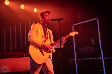 BROOKLYN, NY - OCTOBER 23: Finneas performs at Warsaw in Brooklyn, New York on October 23, 2019. (Photo: Alx Bear/Aesthetic Magazine)