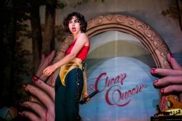 TORONTO, ON - OCTOBER 28: King Princess performs at Rebel in Toronto on October 28, 2019. (Photo: Joanna Glezakos/Aesthetic Magazine)