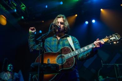 WASHINGTON, DC - OCTOBER 07: Noah Kahan performs at 9:30 Club in Washington, DC on October 07, 2019. (Photo: Lauren Fuchs/Aesthetic Magazine)