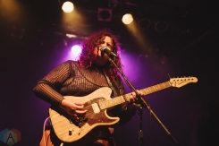 TORONTO, ON - OCTOBER 16: Palehound performs at Phoenix Concert Theatre in Toronto on October 16, 2019. (Photo: Lauren Garbutt/Aesthetic Magazine)