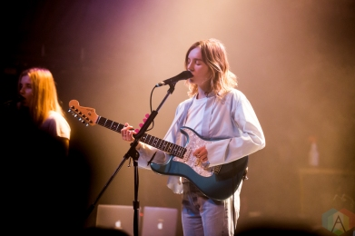 TORONTO, ON - OCTOBER 27: The Japanese House performs at Phoenix Concert Theatre in Toronto on October 27, 2019. (Photo: Katrina Lat/Aesthetic Magazine)