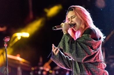 TORONTO, ON - NOVEMBER 05: Bea Miller performs at Danforth Music Hall in Toronto on November 05, 2019. (Photo: Jaime Espinoza/Aesthetic Magazine)
