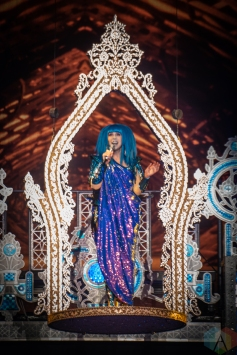 TORONTO, ON - NOVEMBER 29: Cher performs at Scotiabank Arena in Toronto on November 29, 2019. (Photo: Kirsten Sonntag/Aesthetic Magazine)