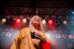 TORONTO, ON - NOVEMBER 01: Julia Michaels performs at Phoenix Concert Theatre in Toronto on November 01, 2019. (Photo: Brandon Newfield/Aesthetic Magazine)