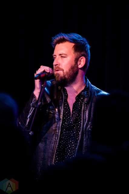 TORONTO, ON - NOVEMBER 21: Lady Antebellum performs a iHeartRadio Secret Session in Toronto on November 21, 2019. (Photo: Joanna Glezakos/Aesthetic Magazine)