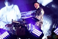 TORONTO, ON - NOVEMBER 13: Lewis The Child performs at Rebel in Toronto on November 13, 2019. (Photo: Morgan Harris/Aesthetic Magazine