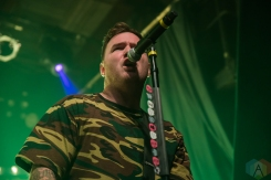 TORONTO, ON - NOVEMBER 13: New Found Glory performs at Phoenix Concert Theatre in Toronto on November 13, 2019. (Photo: Tyler Roberts/Aesthetic Magazine