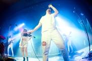 TORONTO, ON - NOVEMBER 10: Ra Ra Riot performs at Mod Club in Toronto on November 10, 2019. (Photo: Morgan Harris/Aesthetic Magazine)