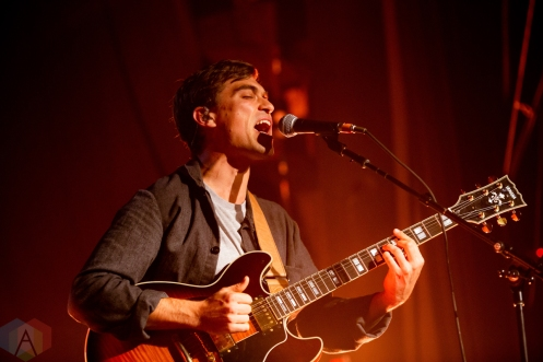 TORONTO, ON - NOVEMBER 01: Rhys Lewis performs at Phoenix Concert Theatre in Toronto on November 01, 2019. (Photo: Brandon Newfield/Aesthetic Magazine)