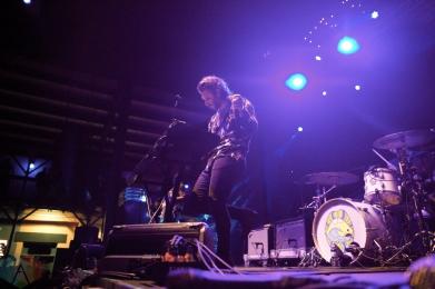 ST. PETERSBURG, FL - NOVEMBER 14- Smallpools performs at Jannus Live in St Petersburg, Florida on November 13, 2019. (Photo: Jordan Miller/Aesthetic Magazine)