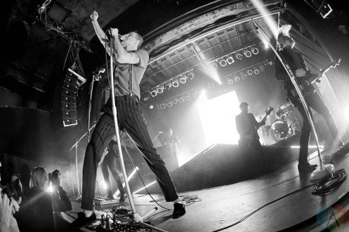 TORONTO, ON - NOVEMBER 09: The Maine performs at Phoenix Concert Theatre in Toronto on November 09, 2019. (Photo: Morgan Harris/Aesthetic Magazine)